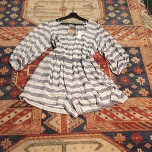 Beautiful Romper from Anthropology size xl